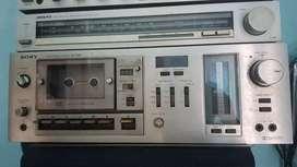 Tape dek sony tc k66 normal original