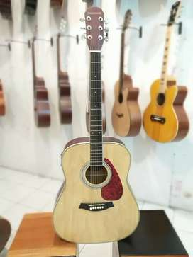 Gitar Akustik Elektrik Prodine original tuner