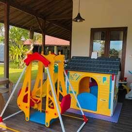Perosotan dan Rumah-Rumahan Anak