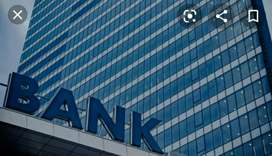 Freshers & experience candidates apply now Bank