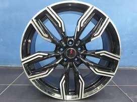 JUAL pelek mobil BMW ring 18 bisa cicilan dan free ongkir