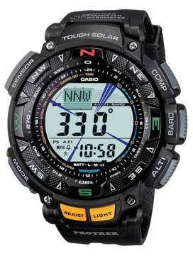 Casio Protrek Triple Sensor watch
