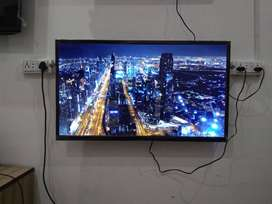 Brand new sony panel led tv malaysian imported