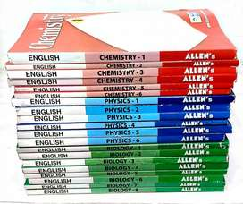 ALLEN KOTA NEET BOOK SET **SPECIAL QUESTION PAPERS & REVISION GUIDE**