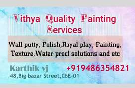 Vithya Quality painting services
