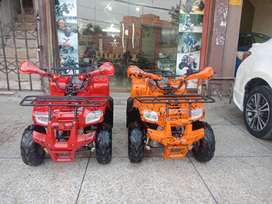 Tubeless Tyres High Quality 110cc ATV QUAD 4 Wheels  Deliver In All Pk