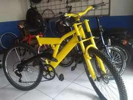 Sepeda gunung ring 26