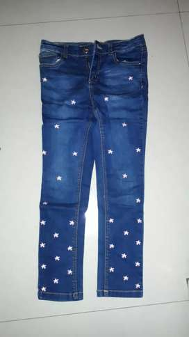 Good condition jeans, Capri, short for girls