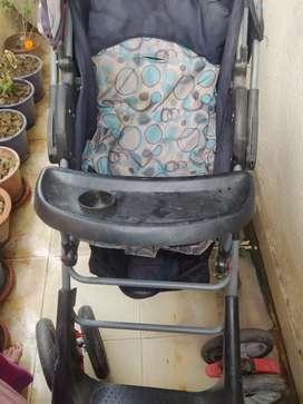 Luvlap pram/ stroller