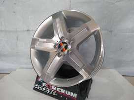 velg mobil import ring17 for mercedes ertiga inova civic grandmax dll