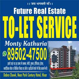 Rent for Kothi e in sector 16-17 first floor