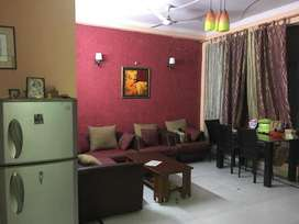 1girl required for single room in 2bhk fully furnished flat
