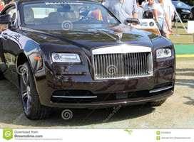 Rolls-royce Ghost Extended Wheelbase, 2015, Petrol