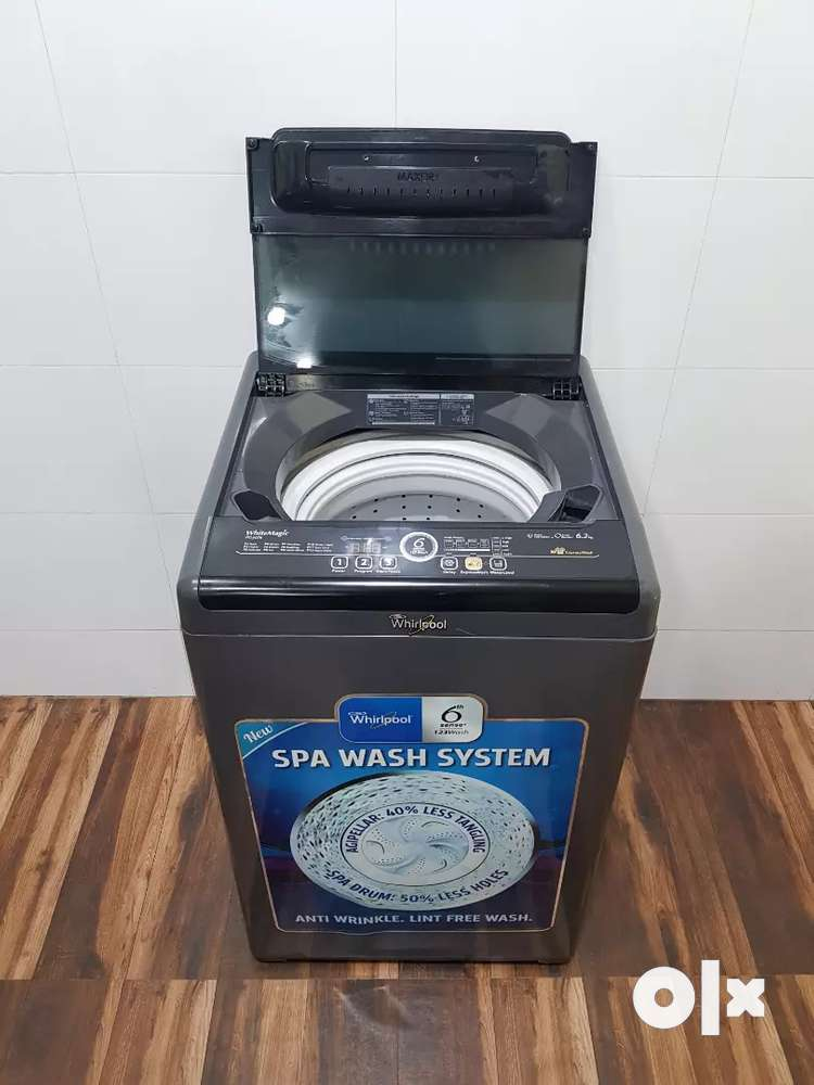 Whirlpool fully automatic washing machine and free home delivery