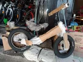 Sepeda anak push bike ukuran 12