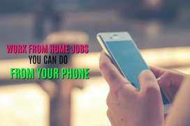 EARN MONEY THROUGH YOUR SMARTPHONE AT HOME
