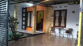 Rumah type 36 yang sudah di renovasi serta nyaman aman dan tenang