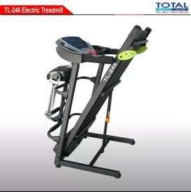 Alat fitnes#treadmill elektrik TL.246