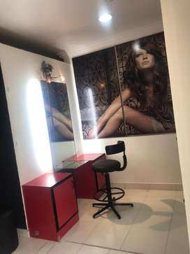 Salon and Spa for sale in the heart of Karur town