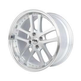 velg type HSR-Shoji-Ring-17x75-875-H4x100-ET35-25-Silver-Machin