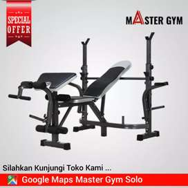 BENCH PRESS - Grosir Alat Fitness - Master Gym Store !! MG#9556