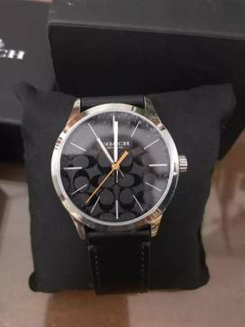 COACH Watch for Sale (For Men)