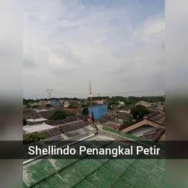 Pasang Penangkal Petir Cilegon Cabang Toko Di Jasa Daerah Banten