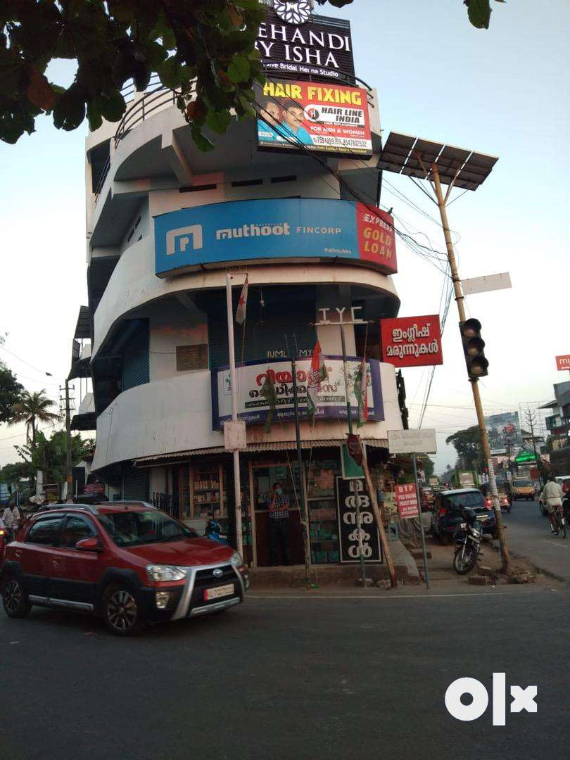 First floor space for rent Near national highway,pallimukku junction