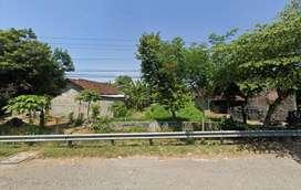 Dijual Tanah Di Pinggir Jalan Nasional (Boyolali-Semarang)