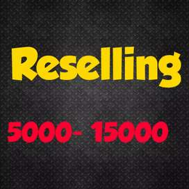 Reselling Work