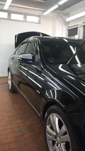 Mercedes benz c200 compresor