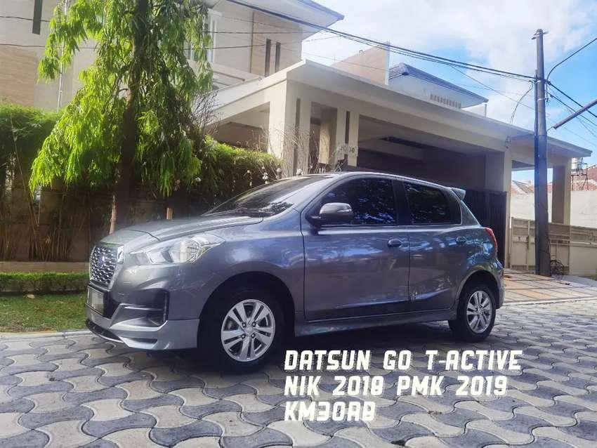 Datsun GO T active PMK 2019