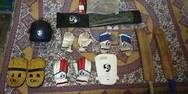 Cricket kit exilent condition