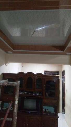 pasang plafon pvc shunda termurah di Mengwi Badung Bali
