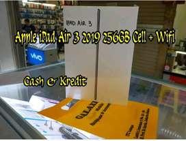 Cicilan Tanpa CC - Apple iPad Air 3  256GB Cell Wifi Minat Call WA