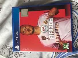 Kaset Fifa 20 PS4