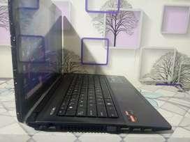 Laptop Asus tipe k45 AMD A8 mulus AMD Radeon