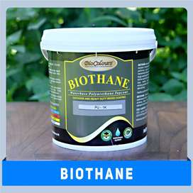 Biothane Cat Kayu Top Coat Kualitas Terbaik
