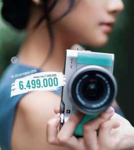 Fuji film xa 5 harga termurah kualitas tinggi bisa kredit