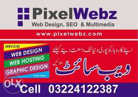 Website Design in Lahore at Affordable Price