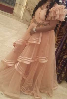 Latest fashionable gown