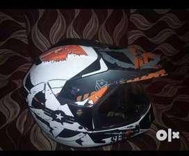 Vega branded helmet