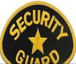 urgently need security guard