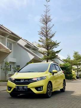 Honda Jazz RS CVT 2016 Good Condition Jarang ada!!