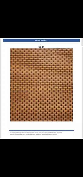 Chick bamboo blinds imported material amazing price
