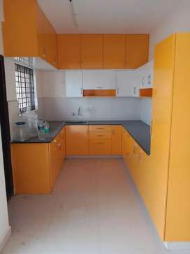 3bhk flat available for lease in HBR layout