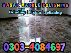 Professional Marble Polishing in Lahore just On 1 Call...