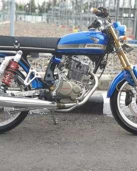 Honda CB basic tiger 2002