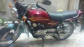 YAMAHA Crux 100 cc শোরুম Condition