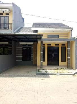 Rumah Minimalis dalam Cluster dekat Gerbang Tol Citeureup